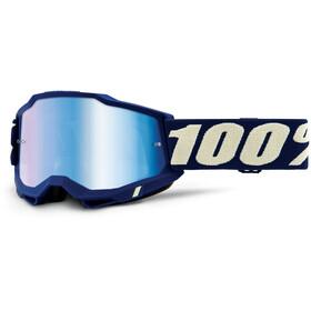 100% Accuri Anti-Fog Goggles Gen2, deepmarine/mirror